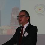 5. Sounddesignforum - Eröffnung durch MinR Hans-Peter Hiepe vom BMBF