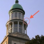 5. Sounddesignforum - Turm am Frankfurter Tor mit Akustischer Kamera