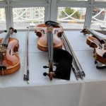 5. Sounddesignforum - Frankfurter Tor - Lounge im Turm - NewStrad-Geigen