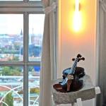 5. Sounddesignforum - Frankfurter Tor - Lounge im Turm - BeTon-Geige