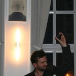 5. Sounddesignforum - Frankfurter Tor - Lounge im Turm - Lenard Gimpel von WESOUND über Soundscapes und Soundspaces
