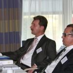 5. Sounddesignforum - Christoph Meier, Daimler AG und MinR Hans-Peter Hiepe, BMBF